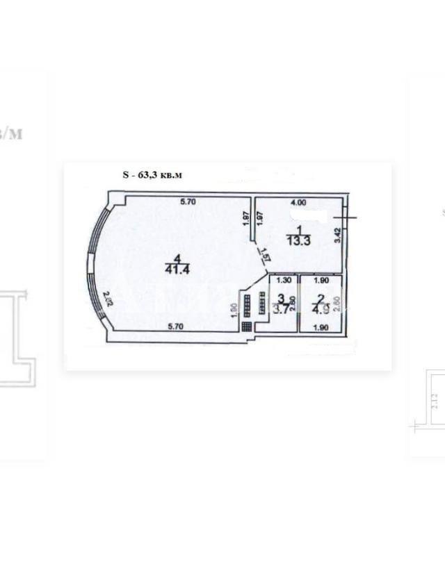 Продается 1-комнатная квартира в новострое на ул. Макаренко — 44 500 у.е. (фото №4)