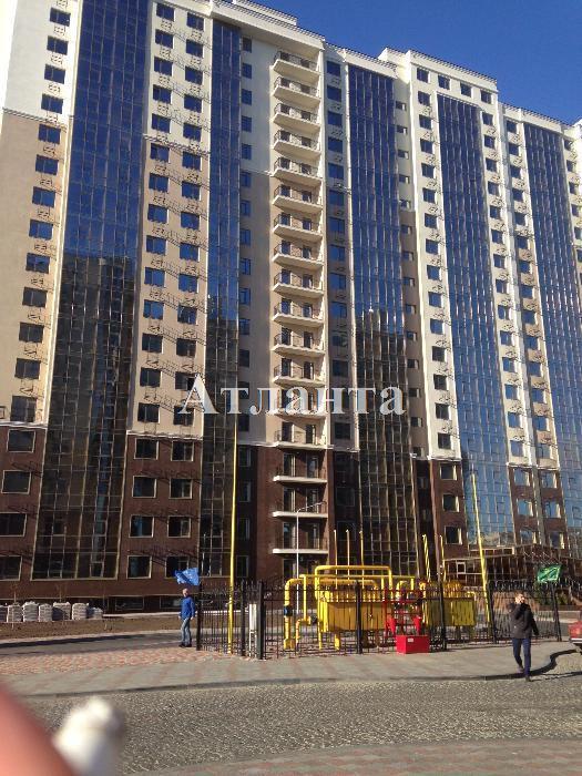 Продается 1-комнатная квартира на ул. Жемчужная — 41 500 у.е. (фото №9)