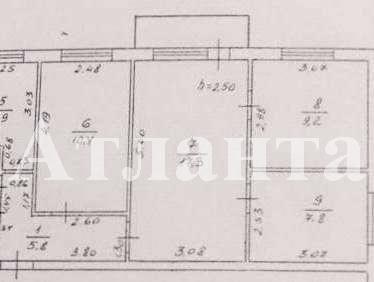 Продается 4-комнатная квартира на ул. Маршала Жукова — 45 000 у.е. (фото №4)