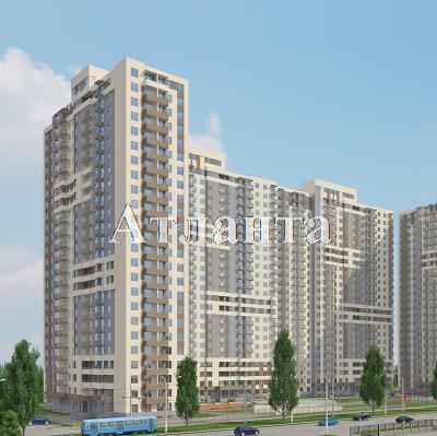 Продается 2-комнатная квартира в новострое на ул. Люстдорфская Дорога — 57 500 у.е.