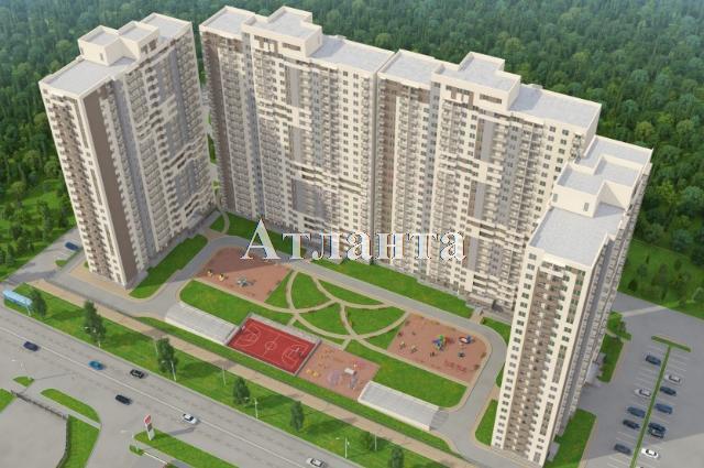 Продается 2-комнатная квартира в новострое на ул. Люстдорфская Дорога — 57 500 у.е. (фото №2)