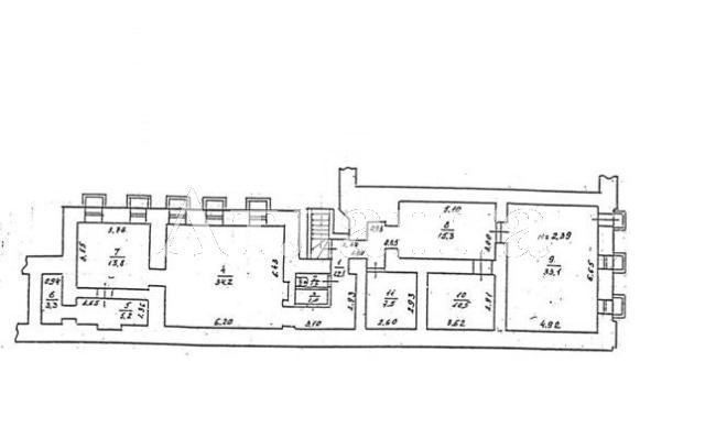 Продается Офис на ул. Большая Арнаутская — 80 000 у.е. (фото №2)