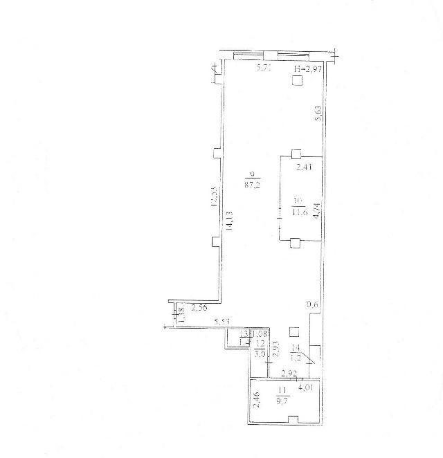 Продается Офис на ул. Жукова Вице- Адм. Пер. — 237 000 у.е. (фото №8)