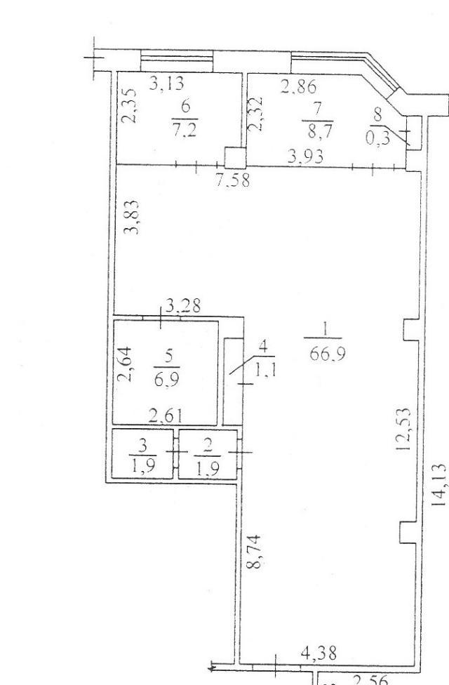 Продается Офис на ул. Жукова Вице- Адм. Пер. — 287 000 у.е. (фото №12)