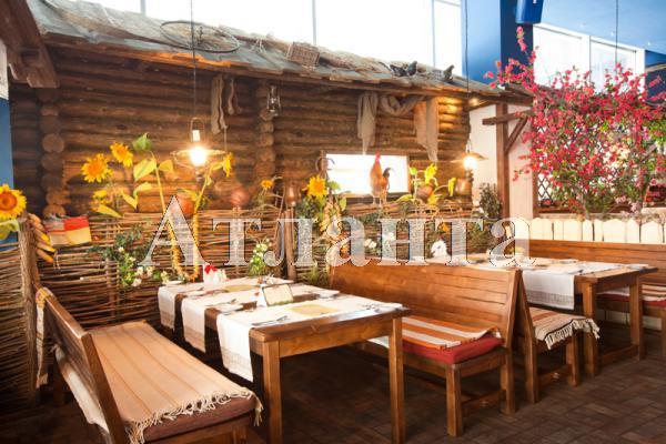 Продается Ресторан на ул. Ланжерон Пляж — 1 800 000 у.е. (фото №2)