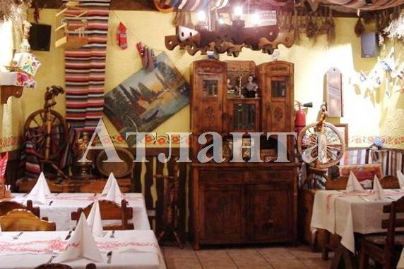 Продается Ресторан на ул. Ланжерон Пляж — 1 800 000 у.е. (фото №4)
