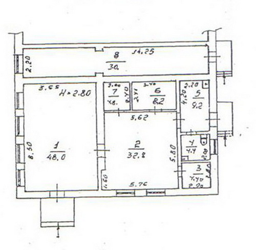 Продается Офис на ул. Черноморского Казачества — 141 000 у.е. (фото №8)