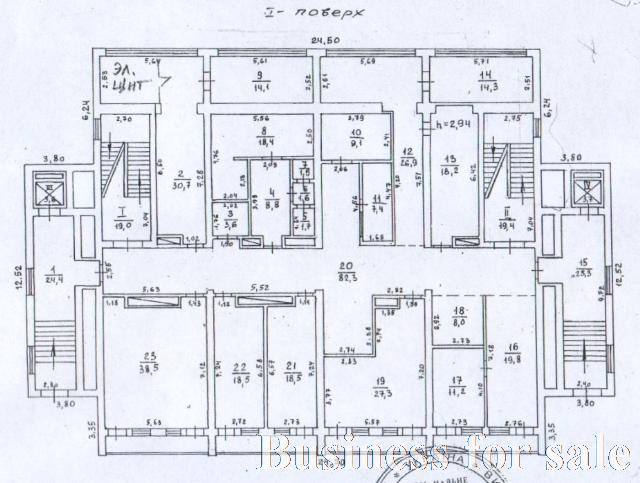 Продается Здание общего назначения на ул. Шклярука — 2 500 000 у.е. (фото №4)