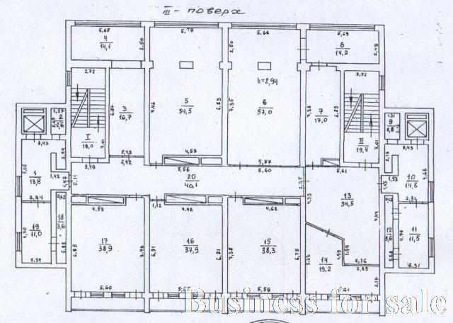 Продается Здание общего назначения на ул. Шклярука — 2 500 000 у.е. (фото №6)