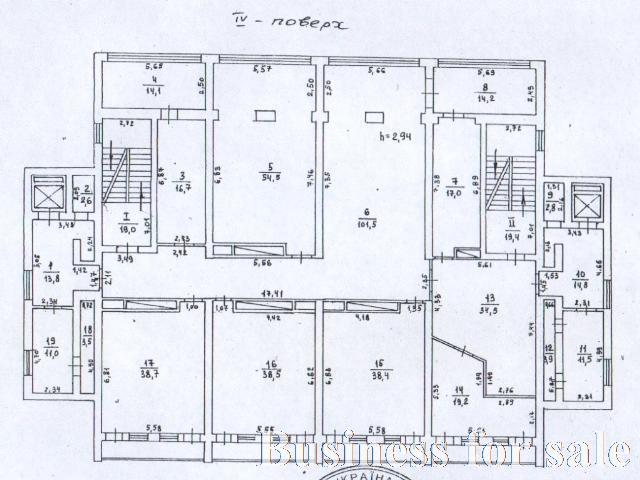Продается Здание общего назначения на ул. Шклярука — 2 500 000 у.е. (фото №7)