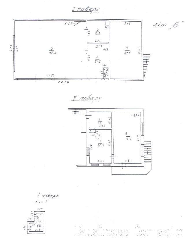 Продается Здание общего назначения на ул. Фонтанская Дор. — 1 500 000 у.е. (фото №4)
