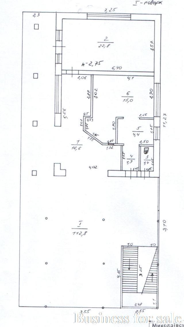 Продается Гостиница, отель на ул. Курортный Пр. — 180 000 у.е. (фото №5)