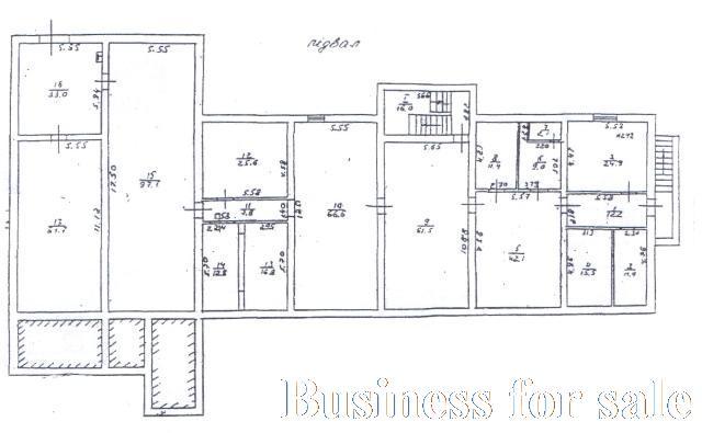Продается Здание общего назначения на ул. Французский Бул. — 4 883 000 у.е. (фото №8)