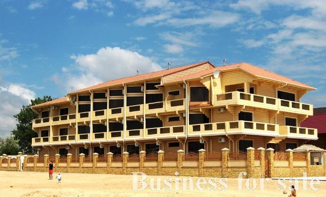 Продается Гостиница, отель на ул. Приморская — 1 800 000 у.е.