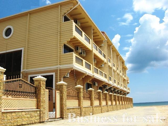 Продается Гостиница, отель на ул. Приморская — 1 800 000 у.е. (фото №2)