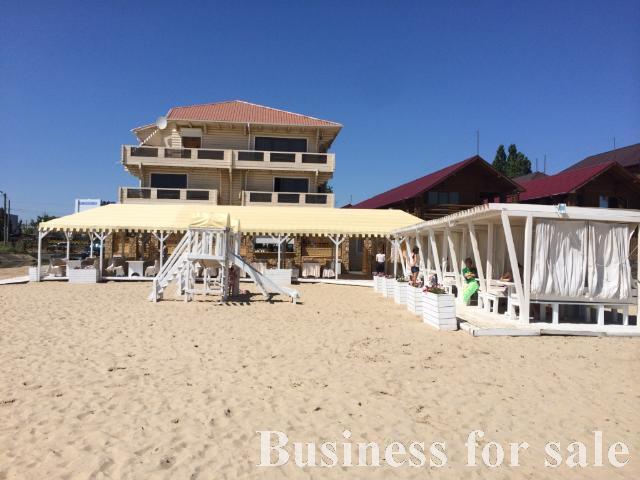 Продается Гостиница, отель на ул. Приморская — 1 800 000 у.е. (фото №3)