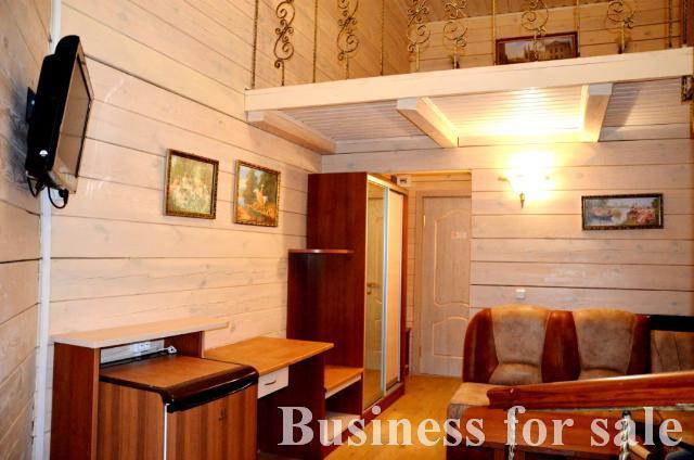 Продается Гостиница, отель на ул. Приморская — 1 800 000 у.е. (фото №9)
