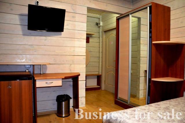 Продается Гостиница, отель на ул. Приморская — 1 800 000 у.е. (фото №11)