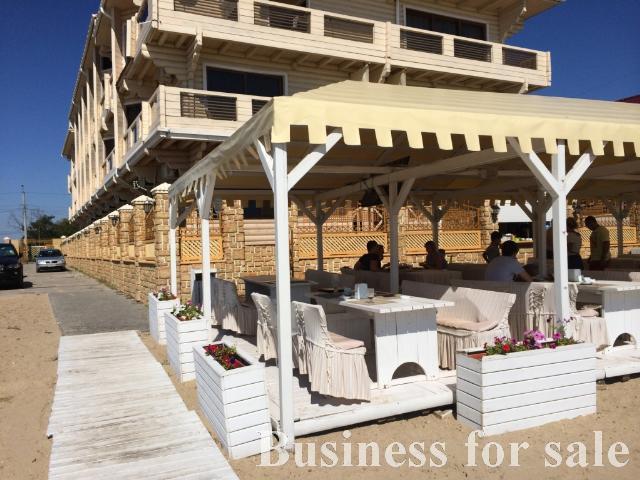 Продается Гостиница, отель на ул. Приморская — 1 800 000 у.е. (фото №14)
