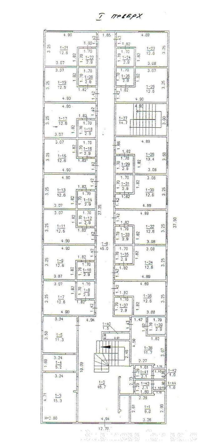 Продается Гостиница, отель на ул. Приморская — 1 800 000 у.е. (фото №20)
