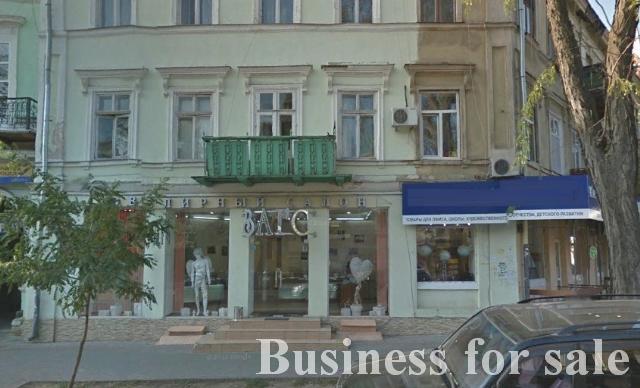 Продается Магазин на ул. Пастера — 400 000 у.е.