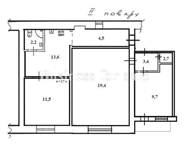 Продается Офис на ул. Ланжероновская — 200 000 у.е. (фото №15)