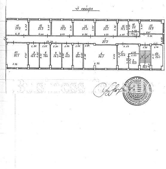 Продается Здание общего назначения на ул. Балковская — 2 500 000 у.е. (фото №14)