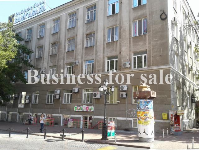 Продается Здание общего назначения на ул. Греческая — 4 000 000 у.е.