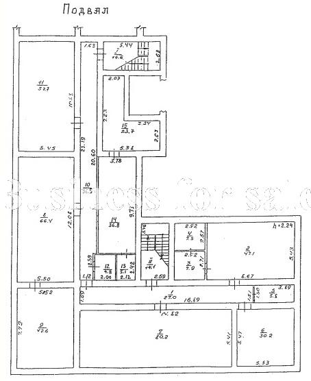 Продается Здание общего назначения на ул. Греческая — 4 000 000 у.е. (фото №8)