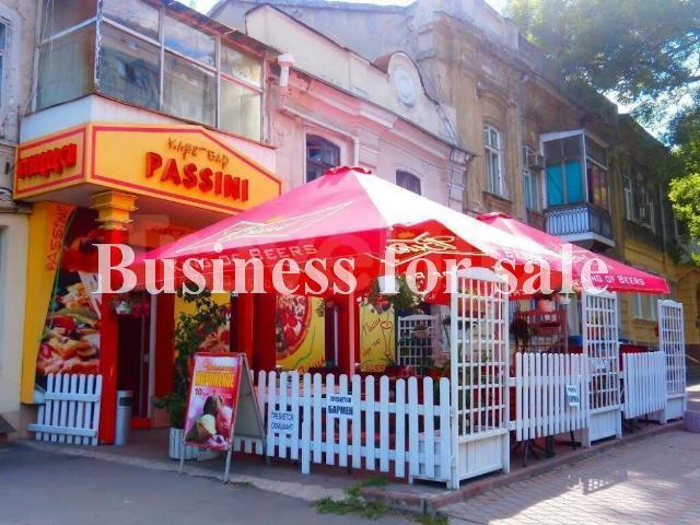Продается Кафе на ул. Успенская — 145 000 у.е. (фото №5)