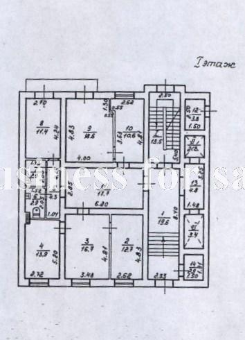 Продается Здание общего назначения на ул. Большая Арнаутская — 6 000 000 у.е. (фото №10)