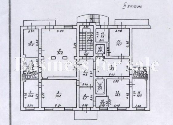 Продается Здание общего назначения на ул. Большая Арнаутская — 6 000 000 у.е. (фото №11)