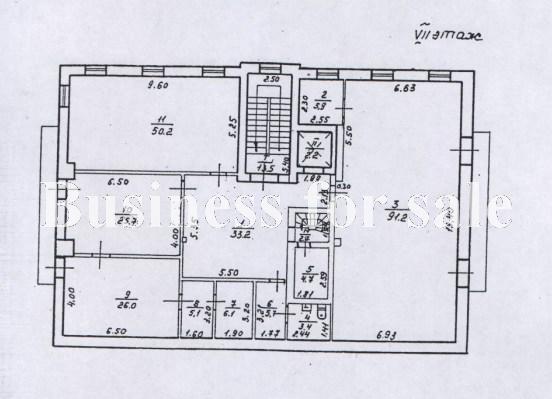 Продается Здание общего назначения на ул. Большая Арнаутская — 6 000 000 у.е. (фото №16)