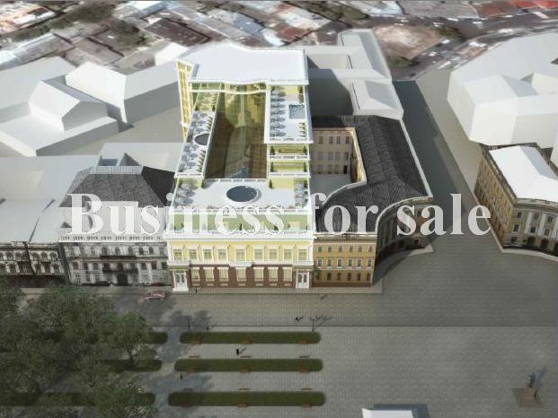 Продается Здание общего назначения на ул. Приморский Бул. — 9 000 000 у.е.