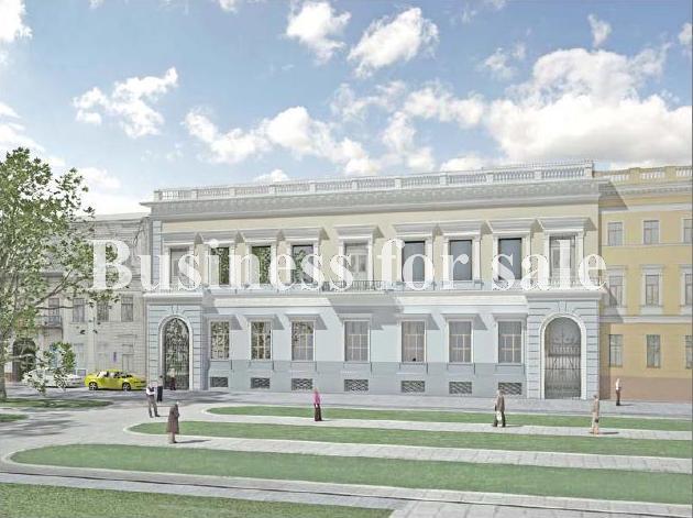 Продается Здание общего назначения на ул. Приморский Бул. — 9 000 000 у.е. (фото №2)