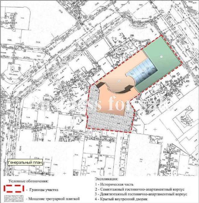 Продается Здание общего назначения на ул. Приморский Бул. — 9 000 000 у.е. (фото №16)