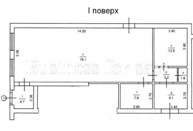 Продается Помещение на ул. Болгарская — 89 000 у.е. (фото №2)
