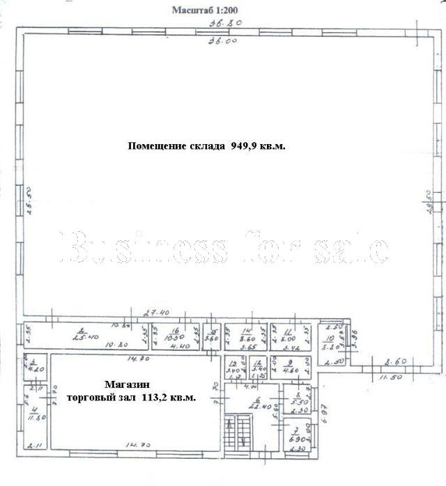 Продается Склад на ул. Вернидуба — 750 000 у.е. (фото №5)