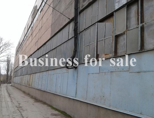 Продается Цех на ул. Промышленная — 387 000 у.е.