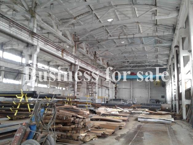 Продается Цех на ул. Промышленная — 387 000 у.е. (фото №3)