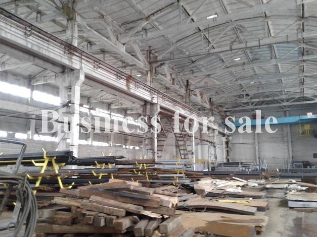 Продается Цех на ул. Промышленная — 387 000 у.е. (фото №4)