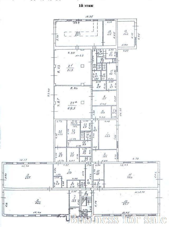 Продается Здание общего назначения на ул. Академика Вильямса — 900 000 у.е. (фото №9)