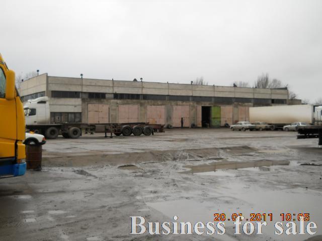 Продается Предприятие на ул. Аэропортовский 6-Й Пер. — 850 000 у.е.