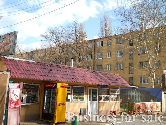 Продается Кафе на ул. Космонавтов — 100 000 у.е.