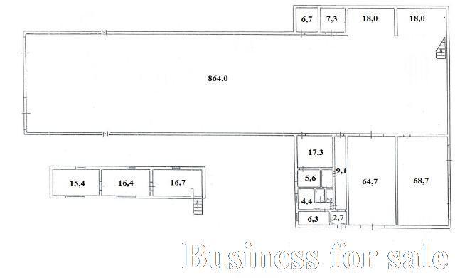 Продается Склад на ул. Ильфа И Петрова — 2 300 000 у.е. (фото №6)