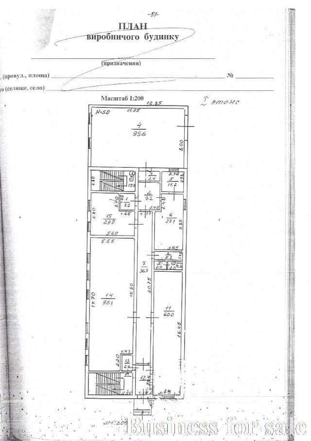 Продается Склад на ул. Аэропортовская — 1 400 000 у.е. (фото №8)