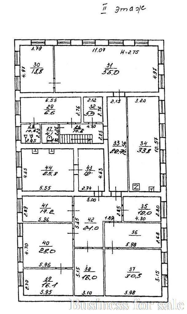 Продается Здание общего назначения на ул. Гефта Николая — 300 000 у.е. (фото №8)
