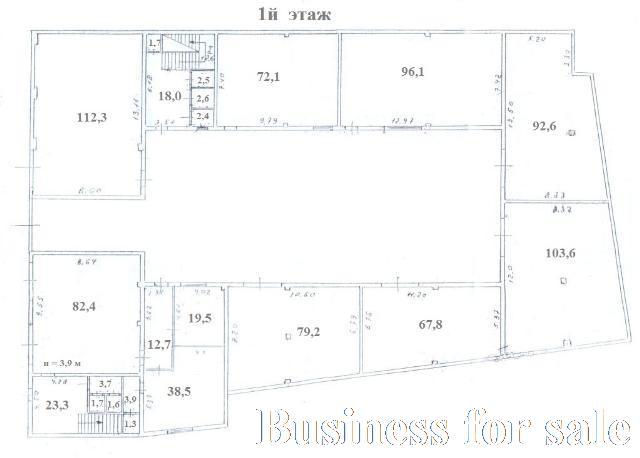 Продается Здание общего назначения на ул. 25 Чапаевской Див. — 1 500 000 у.е. (фото №14)