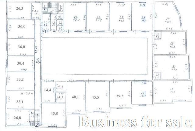 Продается Здание общего назначения на ул. 25 Чапаевской Див. — 1 500 000 у.е. (фото №15)