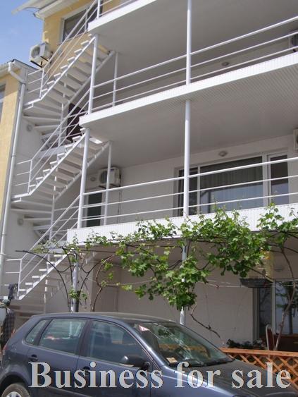 Продается Гостиница, отель на ул. Нагорная — 280 000 у.е. (фото №2)
